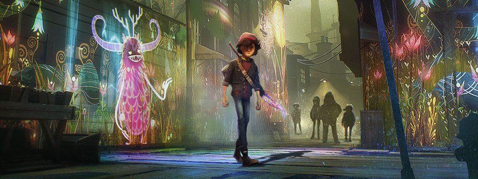 Ecco i 7 modi in cui il coloratissimo Concrete Genie, in esclusiva per PS4, metterà di buon umore tutti i giocatori