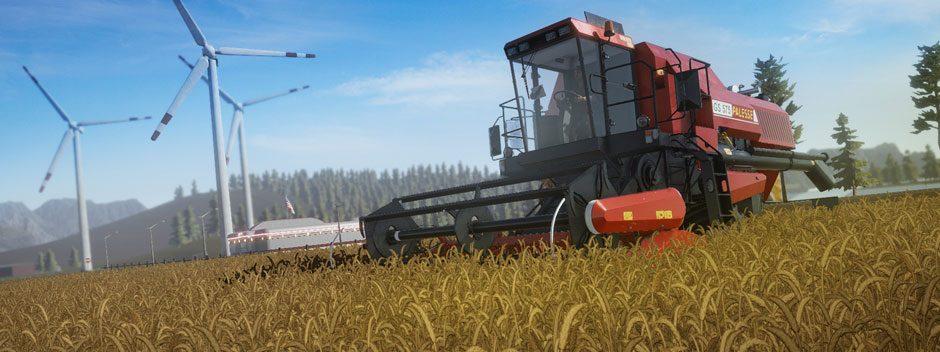 Lo sviluppatore di Dying Light vuole costruire un impero agricolo globale con Pure Farming 2018 per PS4