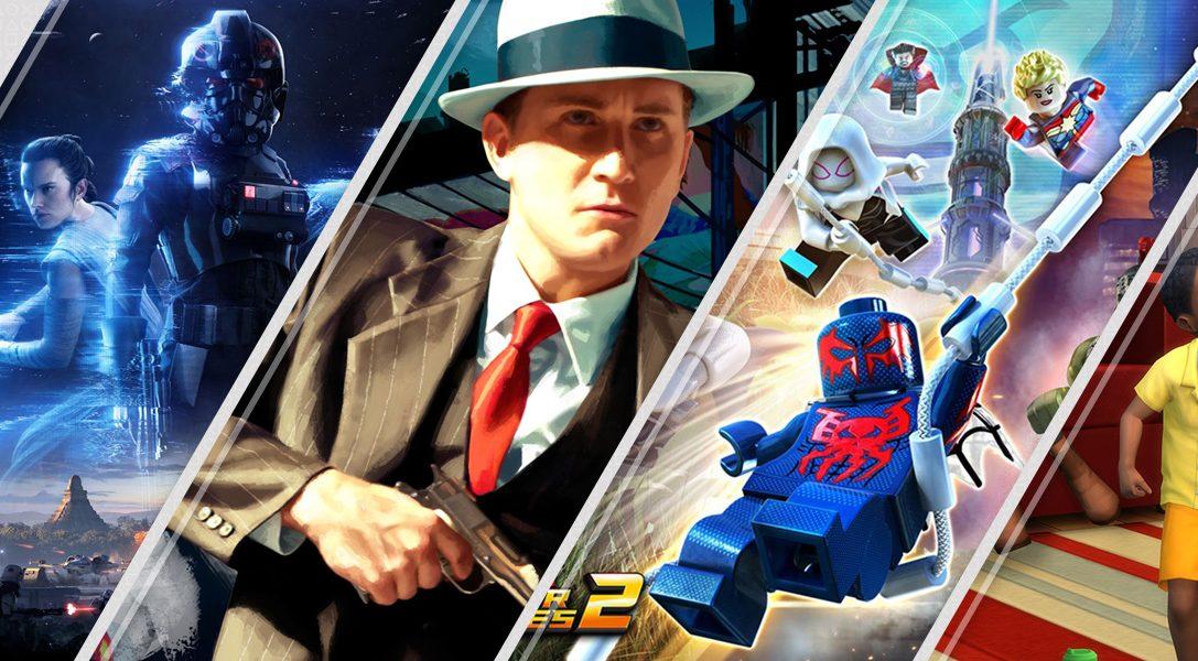 5 nuovi fantastici titoli da non perdere questa settimana su PlayStation Store