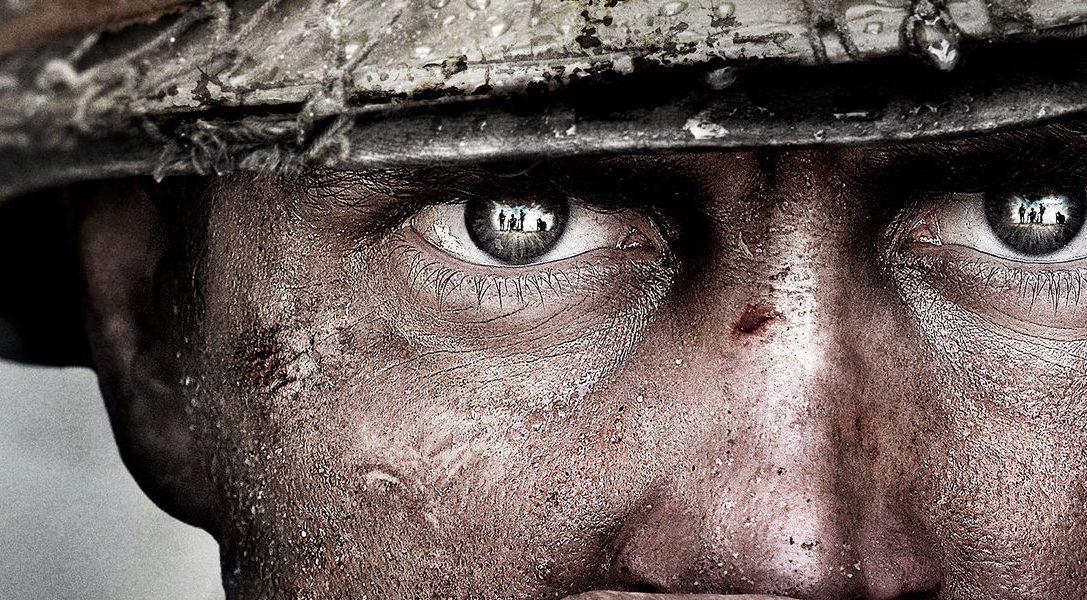 Dietro le quinte della modalità Guerra di Call of Duty WWII con Sledgehammer Games