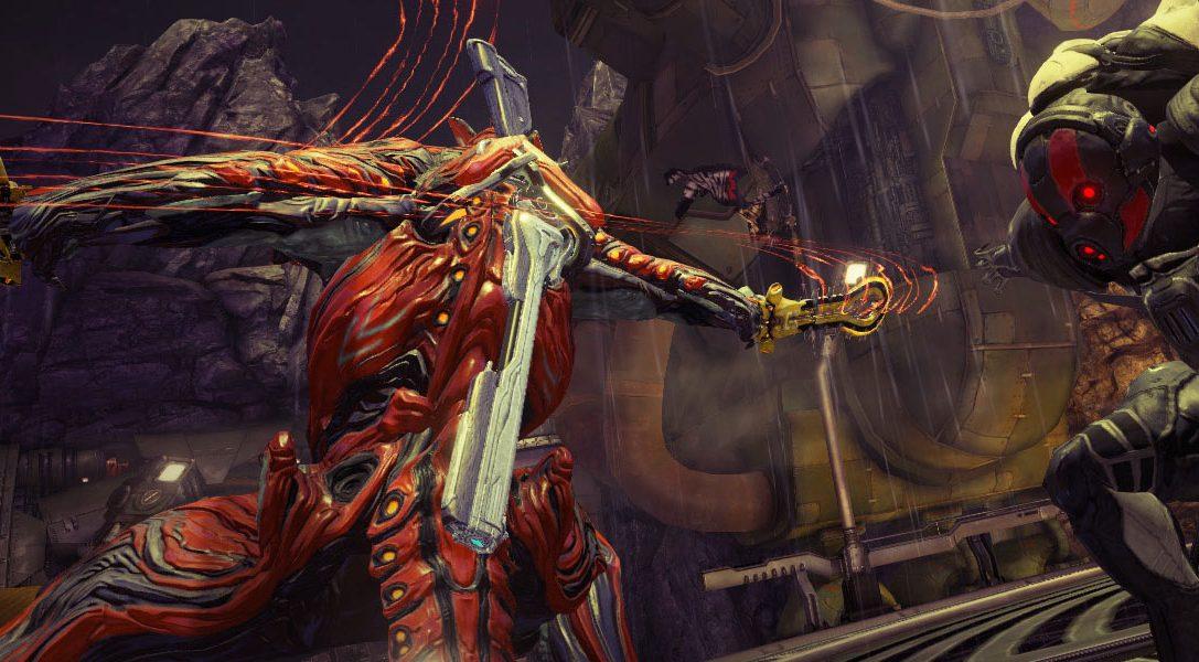 L'avventura free-to-play di fantascienza e azione per PS4 Warframe spalanca le porte a Plains of Eidolon nell'aggiornamento di oggi