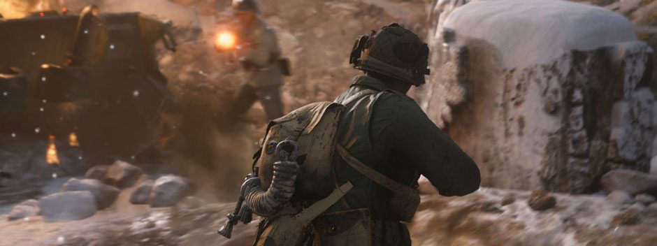 Partecipa all'evento della community di Call of Duty: WWII – Assedio Invernale