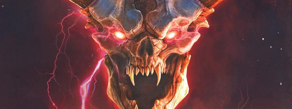 Immergiti nello sparatutto ammazzademoni Doom VFR, disponibile da oggi, grazie al controller di mira PlayStation VR