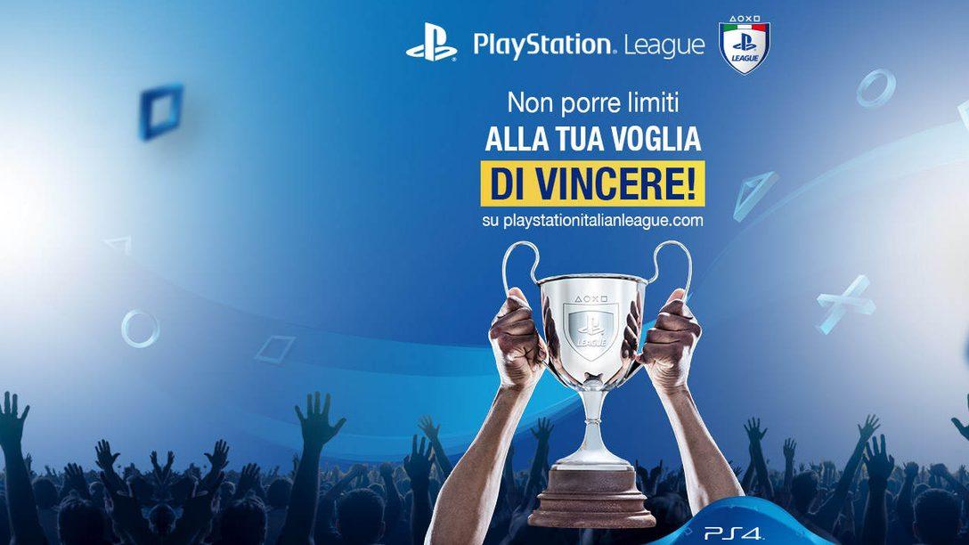 PlayStation Italian League salva le vacanze di Natale