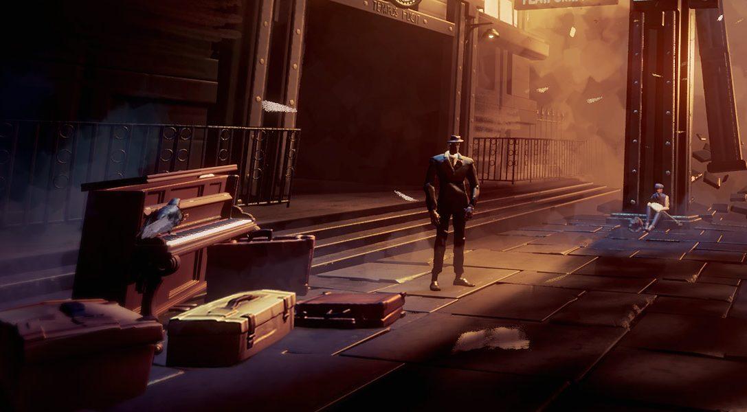 Tutto quello che c'è da sapere sull'esclusiva per PS4 Dreams in 4 video