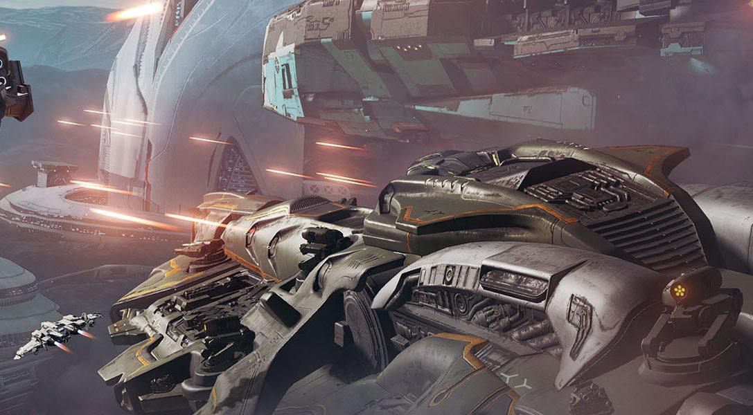 Lo strategico Dreadnought per PS4 esce dalla beta e si prepara a un 2018 stellare