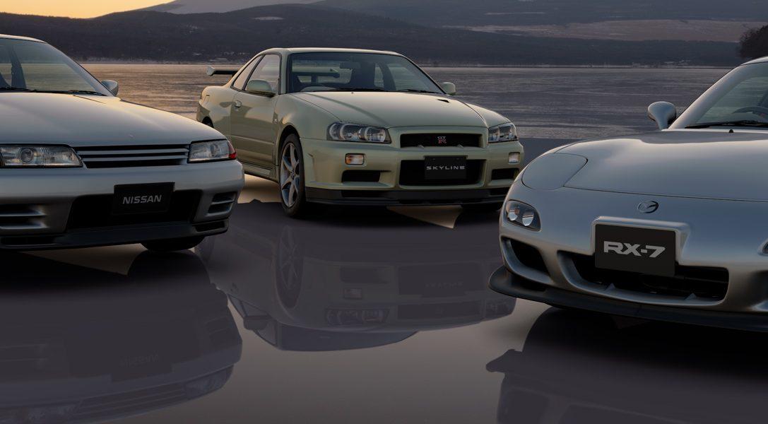 La nuova modalità a giocatore singolo GT League arriva oggi in GT Sport, insieme a 12 nuove auto