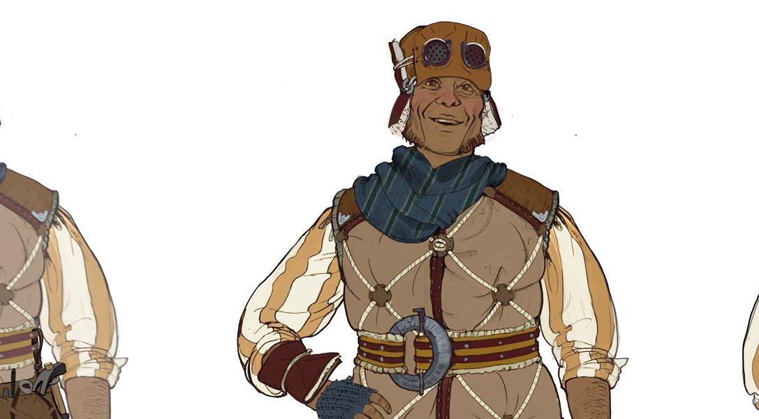 Creare un personaggio: Guerrilla spiega com'è nato Gildun