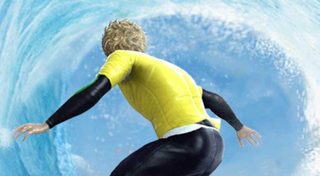 The Surfer porta il surf realistico su PS3