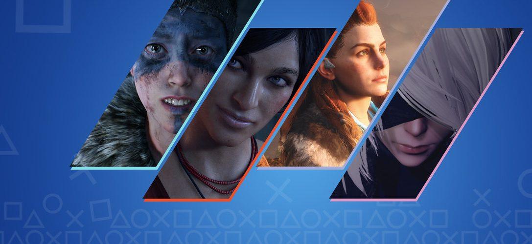 Gli sviluppatori di PlayStation scelgono i loro personaggi preferiti del 2017