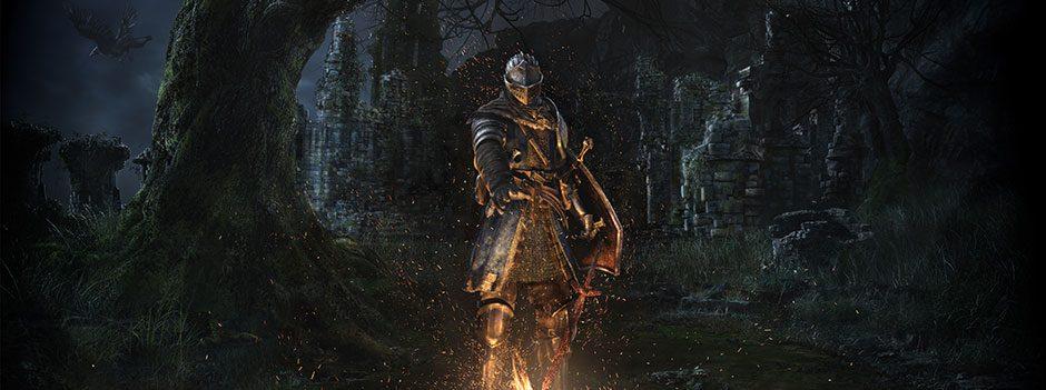 Dark Souls: Remastered in arrivo su PS4 il 25 maggio