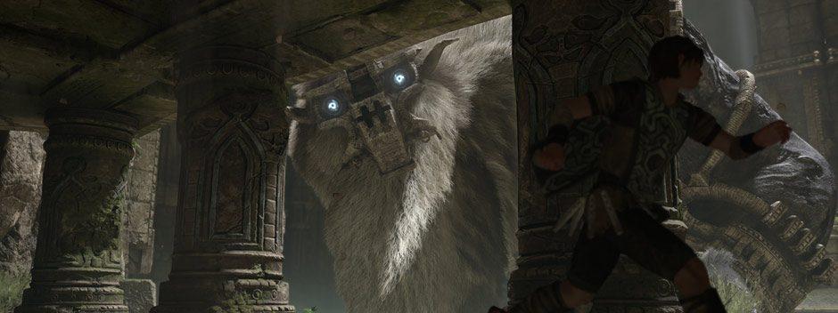 Shadow of the Colossus: il remake di un capolavoro