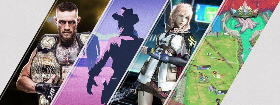 Quattro nuovi titoli da tenere d'occhio questa settimana su PlayStation Store
