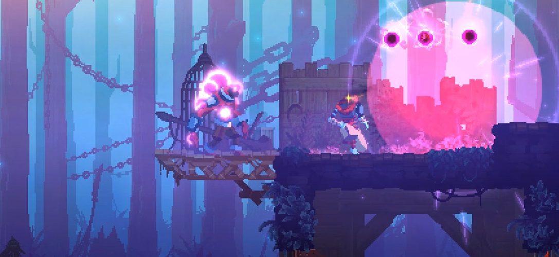Lo stupendo platform rogue-lite Dead Cells arriverà su PS4 quest'anno