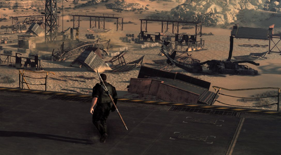 5 cose da sapere sulla beta di Metal Gear Survive, in arrivo domani su PS4
