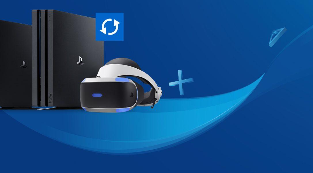 È in arrivo un nuovo aggiornamento del software di sistema di PS4: registratevi subito per la beta
