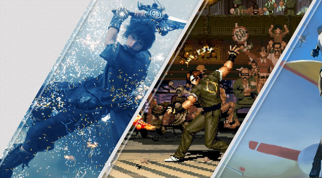 Tre nuove release del PlayStation Store che dovete tenere d'occhio questa settimana