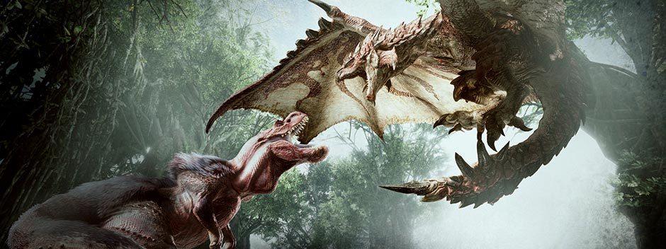 Monster Hunter: World è stato il gioco più venduto su PlayStation Store il mese scorso