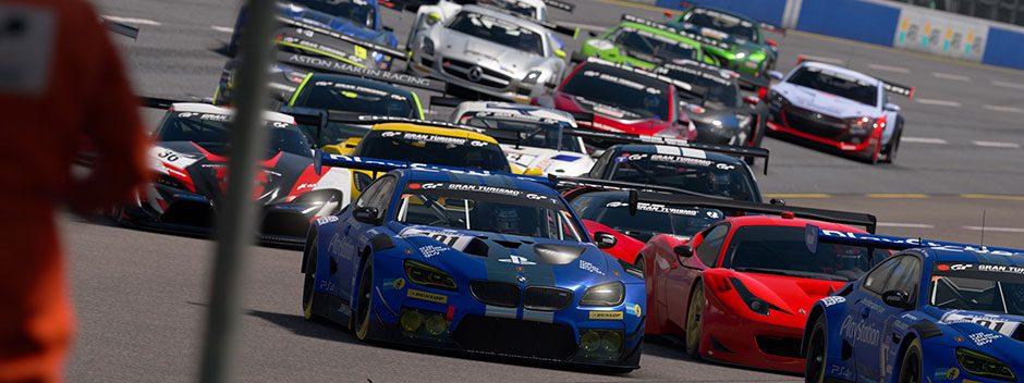 Le auto, i tracciati e gli eventi GT League del nuovo aggiornamento di Gran Turismo Sport