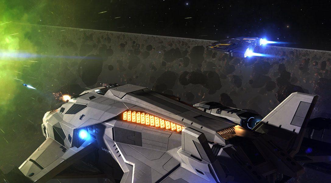 I cinque modi in cui Elite Dangerous: Beyond migliora il capolavoro di esplorazione spaziale
