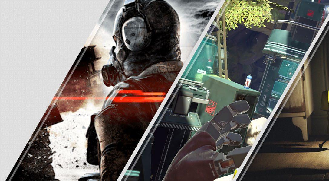 5 nuove uscite su PlayStation Store da non perdere questa settimana