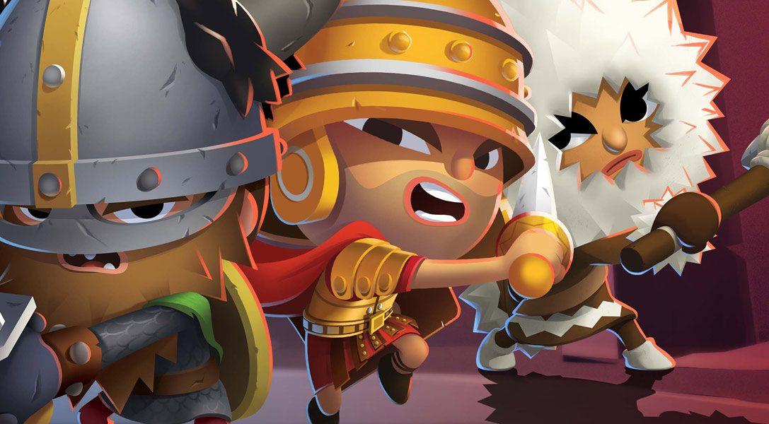 Il gioco di combattimento multigiocatore World of Warriors arriva su PS4 a marzo