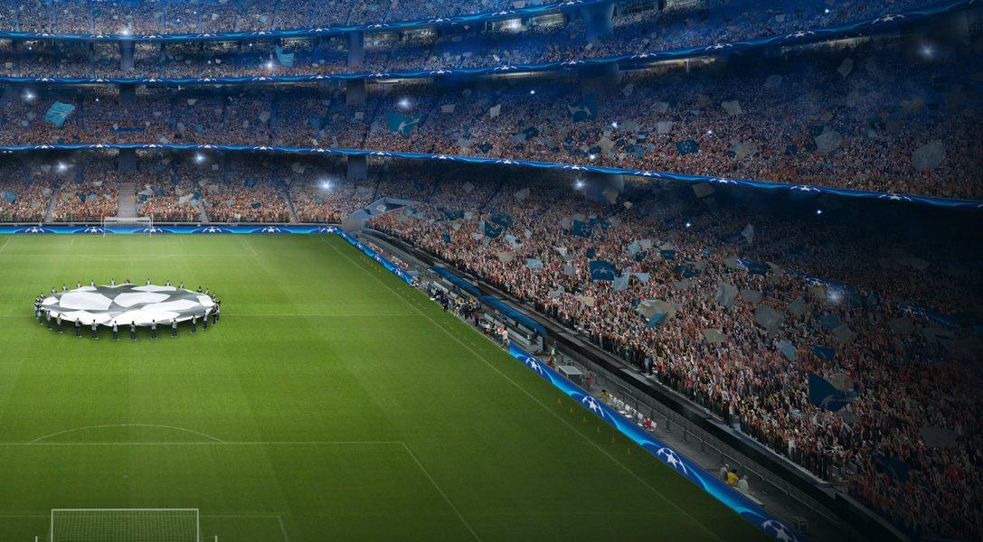 Unitevi alla squadra più grande del mondo creando la vostra scheda giocatore di PlayStation F.C.
