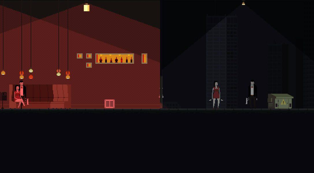 Il creatore di Risk of Rain torna con l'ibrido stealth-action Deadbolt, disponibile questo mese su PS4 e PS Vita