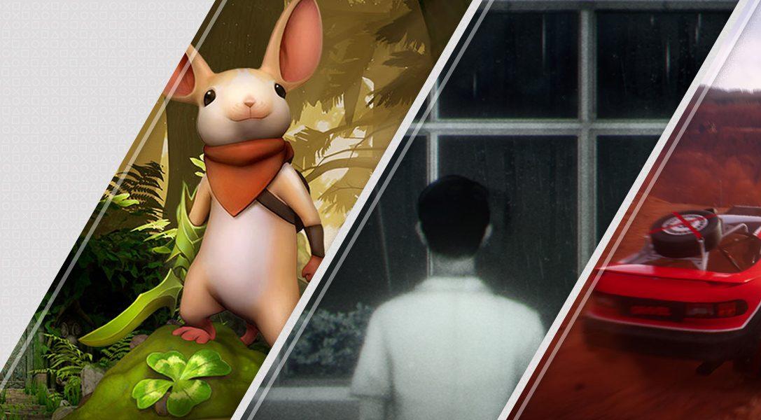 5 nuove uscite su PlayStation Store a cui dare un'occhiata questa settimana