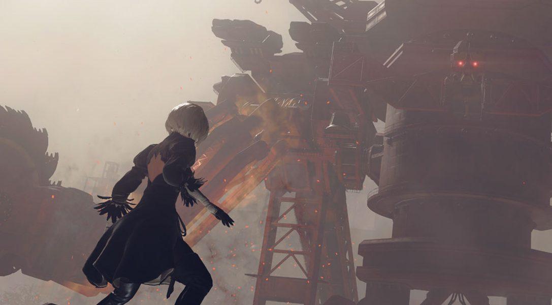 Celebriamo il primo compleanno di Nier: Automata con 9 incredibili curiosità sull'action classic RPG per PS4