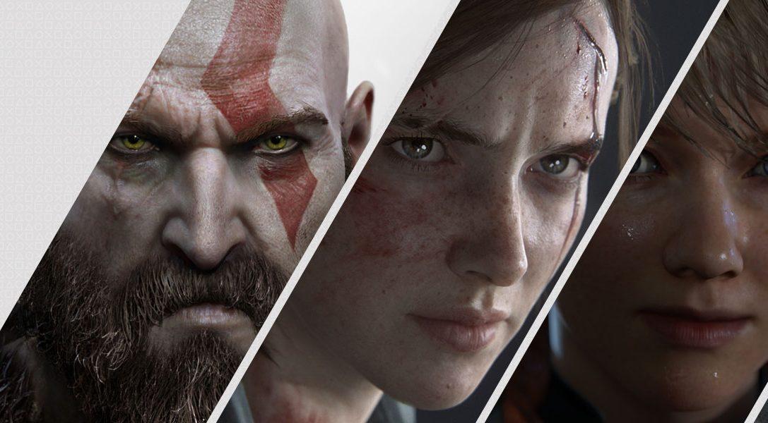 14 esclusive in arrivo su PS4 che ti faranno emozionare