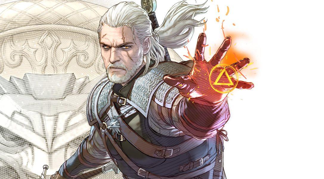 Geralt di The Witcher si unisce ai guerrieri di Soul Calibur VI