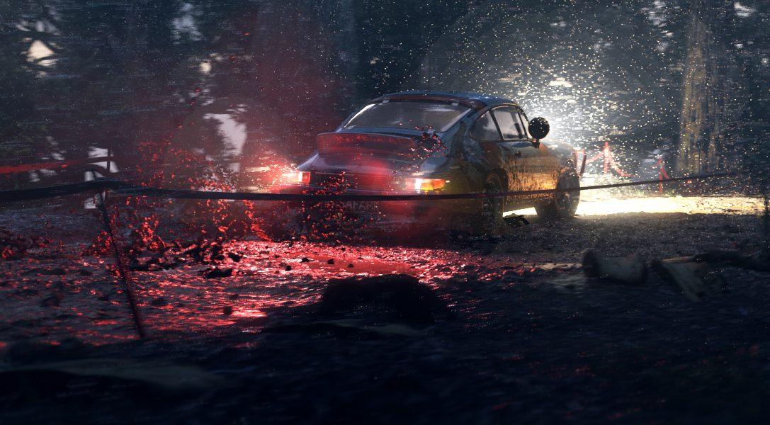 V-Rally 4 è l'ultima tappa di un viaggio lungo 21 anni per il direttore di gioco, con il debutto della serie di corse automobilistiche su PS4