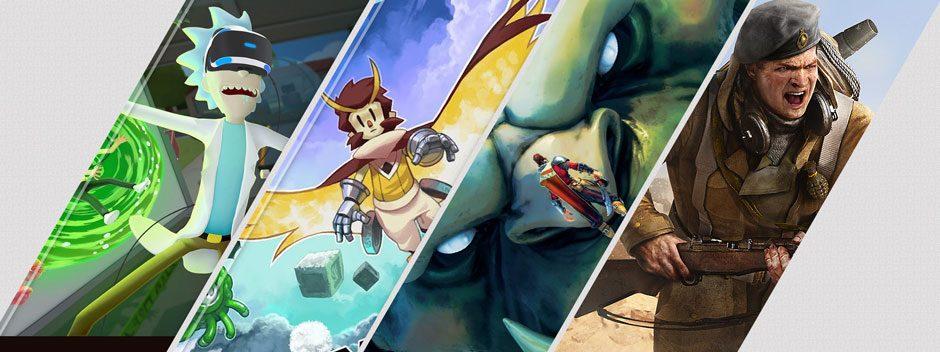 Cinque nuove uscite del PlayStation Store che non potete perdere