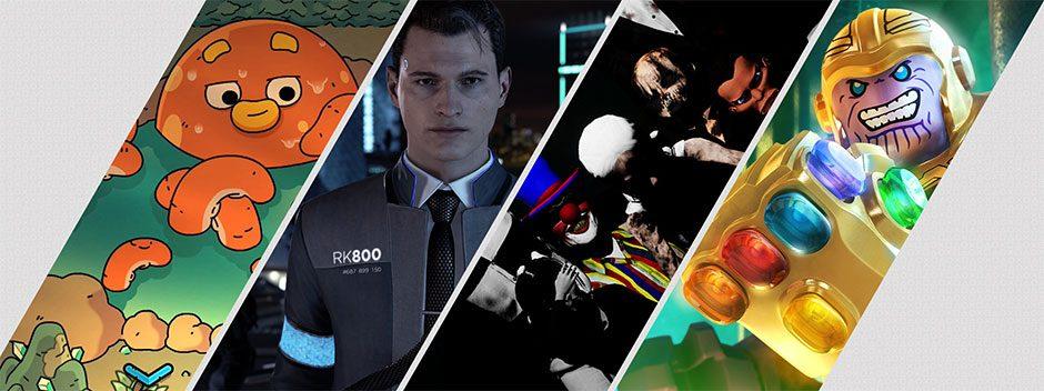 4 nuove grandi novità da tenere d'occhio su PlayStation Store questa settimana