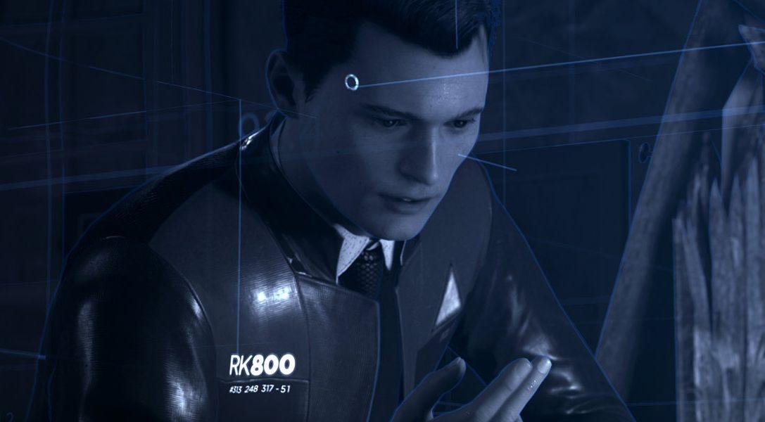 La demo di Detroit: Become Human esce il 24 aprile, mentre il gioco entra in fase gold