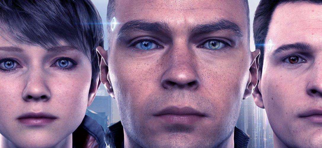 Ecco come il trio di compositori di Detroit: Become Human ha contribuito a definire l'identità del thriller fantascientifico per PS4