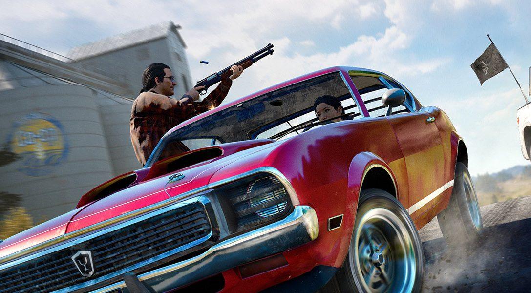 Far Cry 5 è stato il gioco più venduto dello scorso mese su PlayStation Store