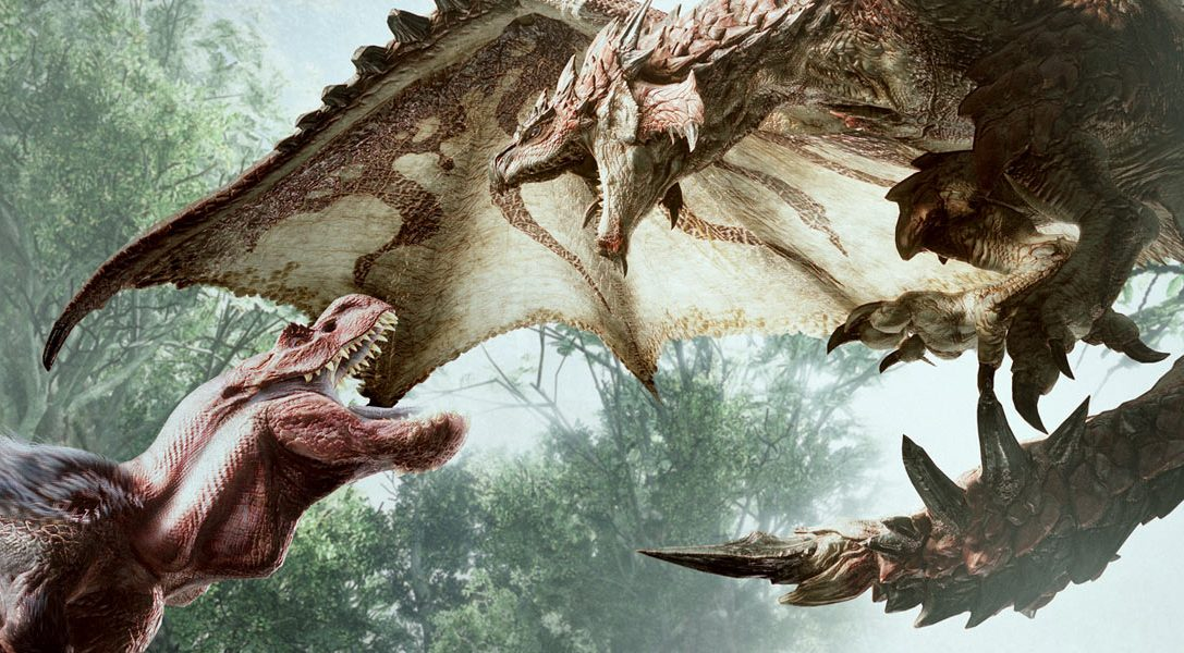 Quanto ne sai sui nomi dei mostri? Dimostralo con il quiz di Monster Hunter: World!