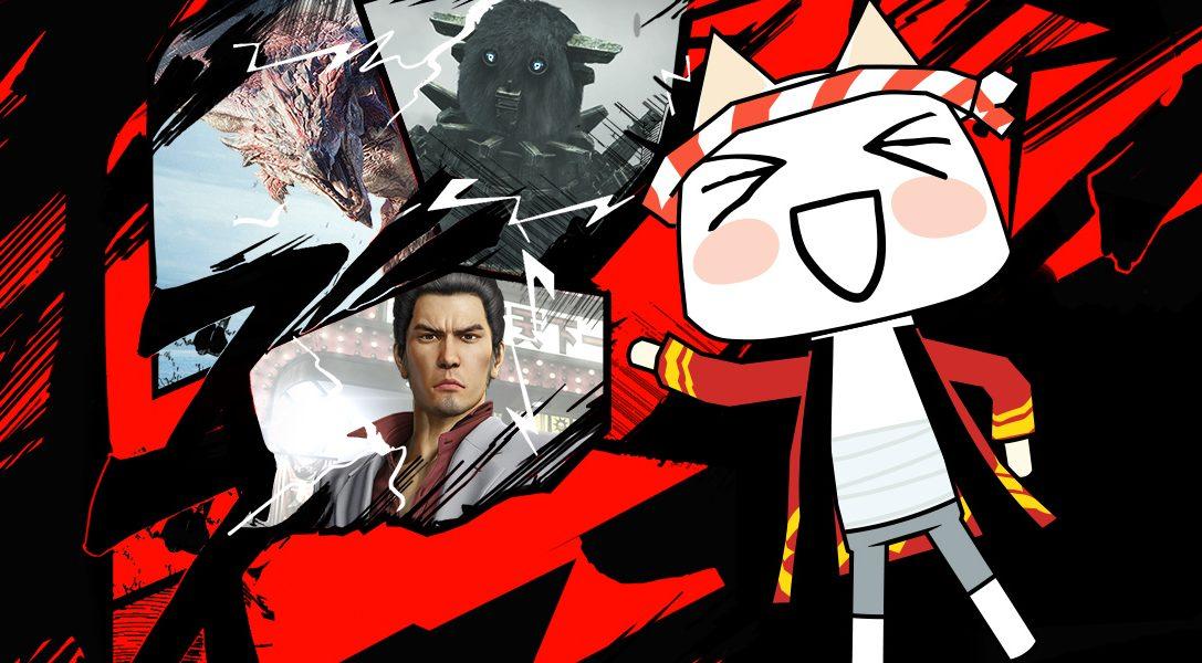 Gli sconti A Tutto Giappone tornano da oggi su PlayStation Store