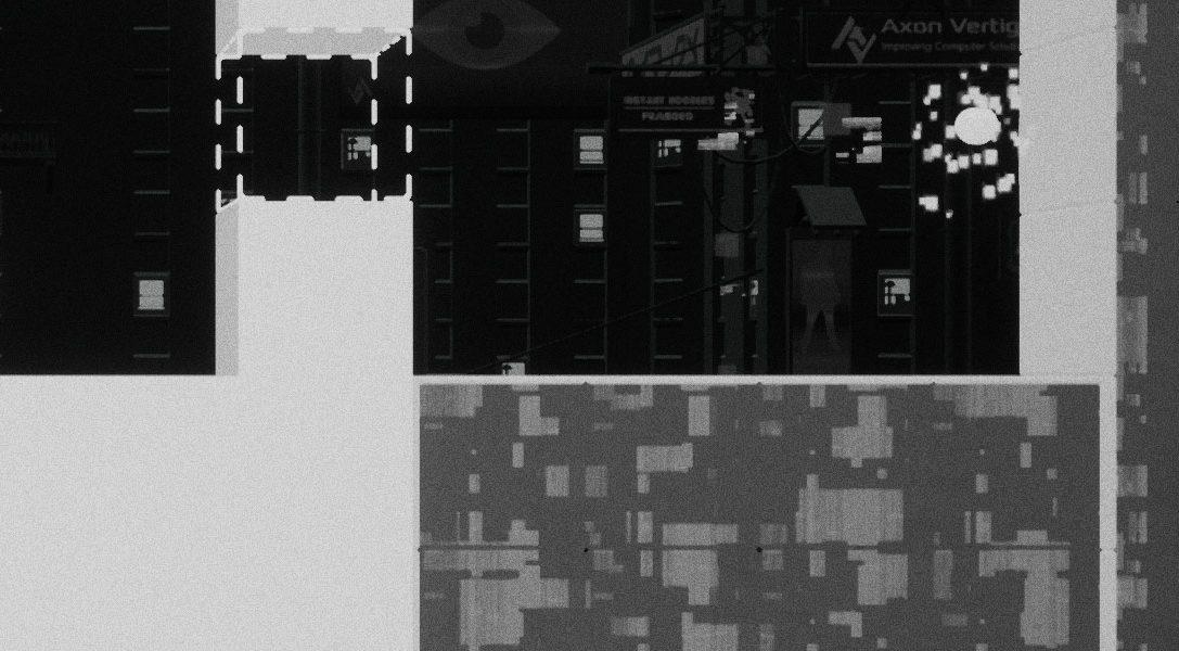 Controllate lo spazio negativo per sfuggire a un esperimento distopico nel gioco di enigmi e azione per PS4 Shift Quantum