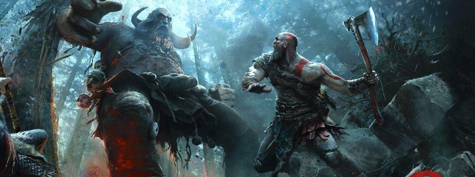 God of War è l'esclusiva PS4 più venduta in assoluto, con oltre 3,1 milioni di copie vendute in soli tre giorni