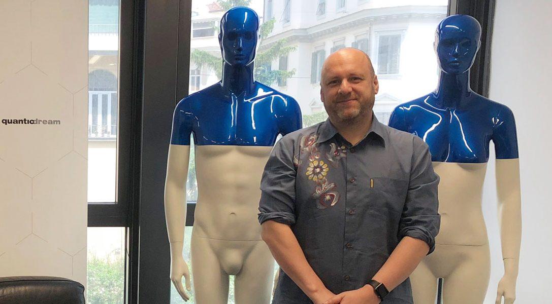 La community PlayStation intervista il CEO & Founder di Quantic Dream