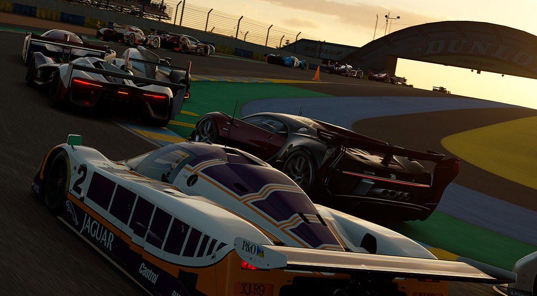 La 24 Ore di Le Mans torna con un nuovo aggiornamento disponibile ora