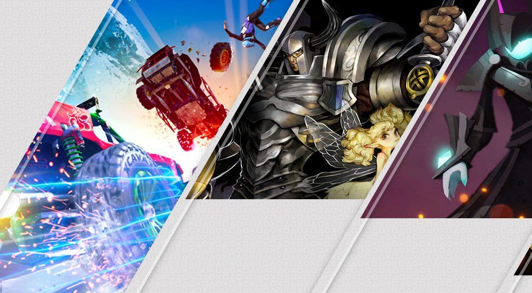 4 novità di PlayStation da non perdere questa settimana
