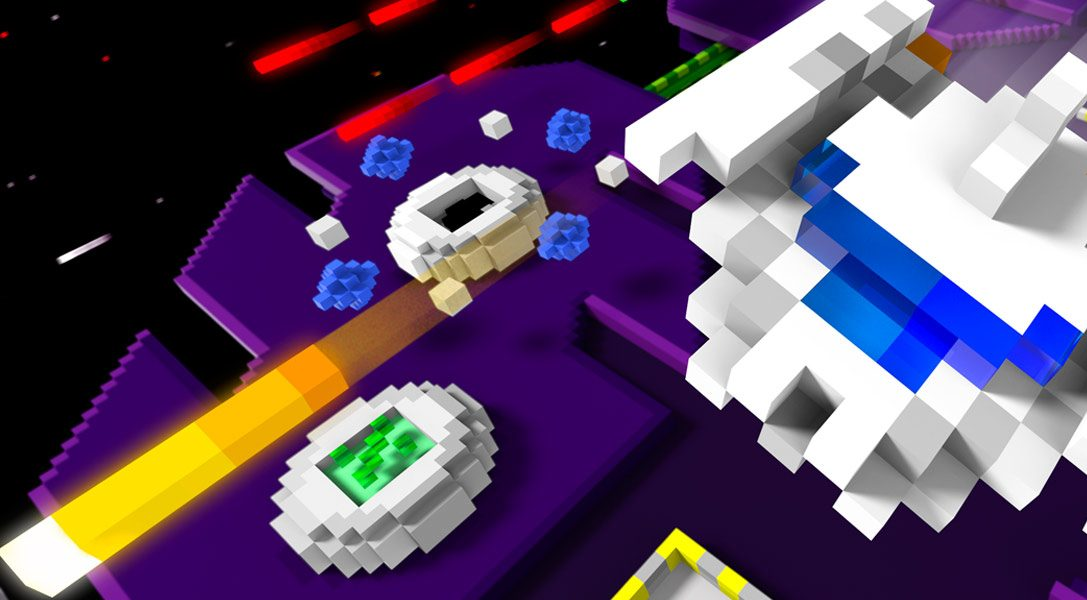 I precursori del genere arcade anni '80 ritornano con Hyper Sentinel, il gioco neo rétro in uscita questa settimana su PS4