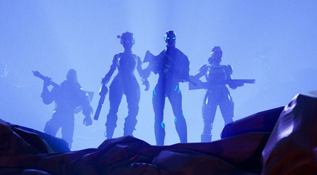 Fortnite stagione 4 da oggi su PS4 – nuove funzionalità e sfide