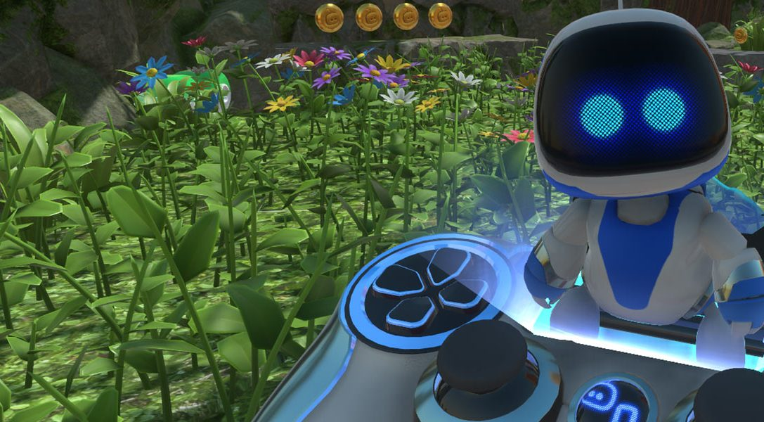 Astro Bot Rescue Mission, sviluppato dal team responsabile di The Playroom, è in arrivo su PS VR