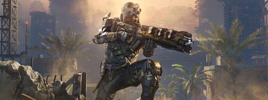 Gli abbonati a PlayStation Plus possono scaricare gratuitamente da oggi Call of Duty: Black Ops 3