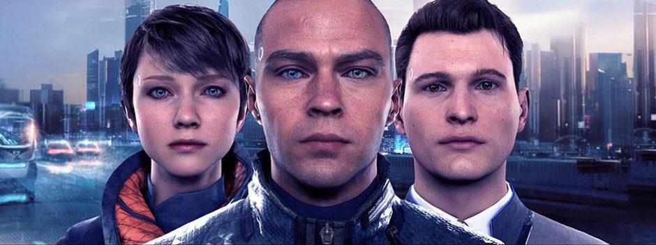Detroit: Become Human conquista il primo posto nella classifica mensile di PlayStation Store